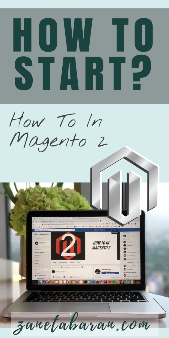 Pinterest How To Start Magento