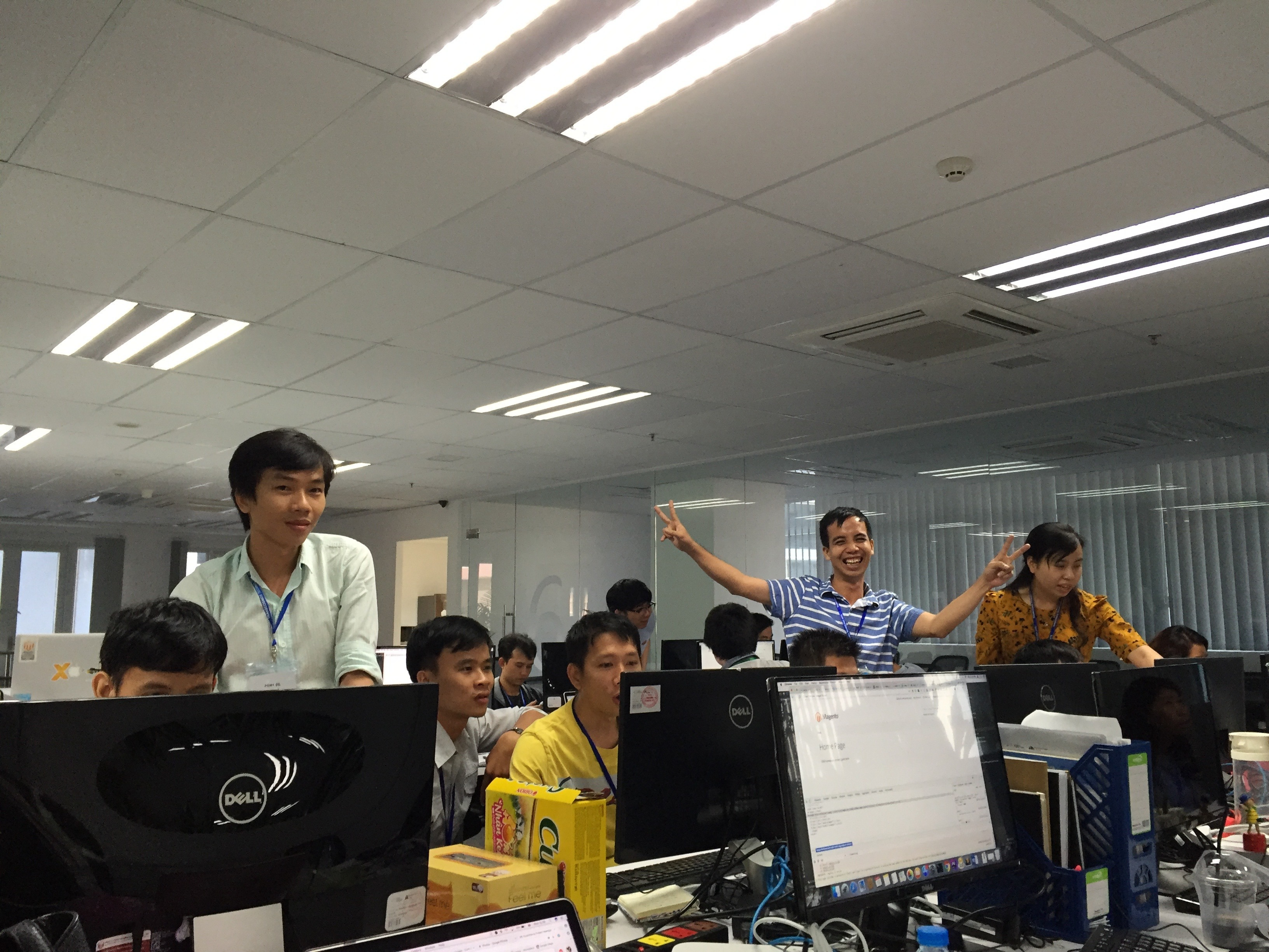 Work in HoChiMinhCity - Typical Vietnamese worklife by European Technical Manager's eyes - Zaneta Patrycja Baran