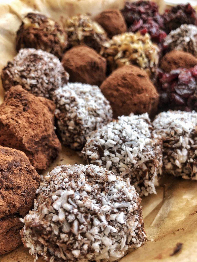 Mix Keto Truffles