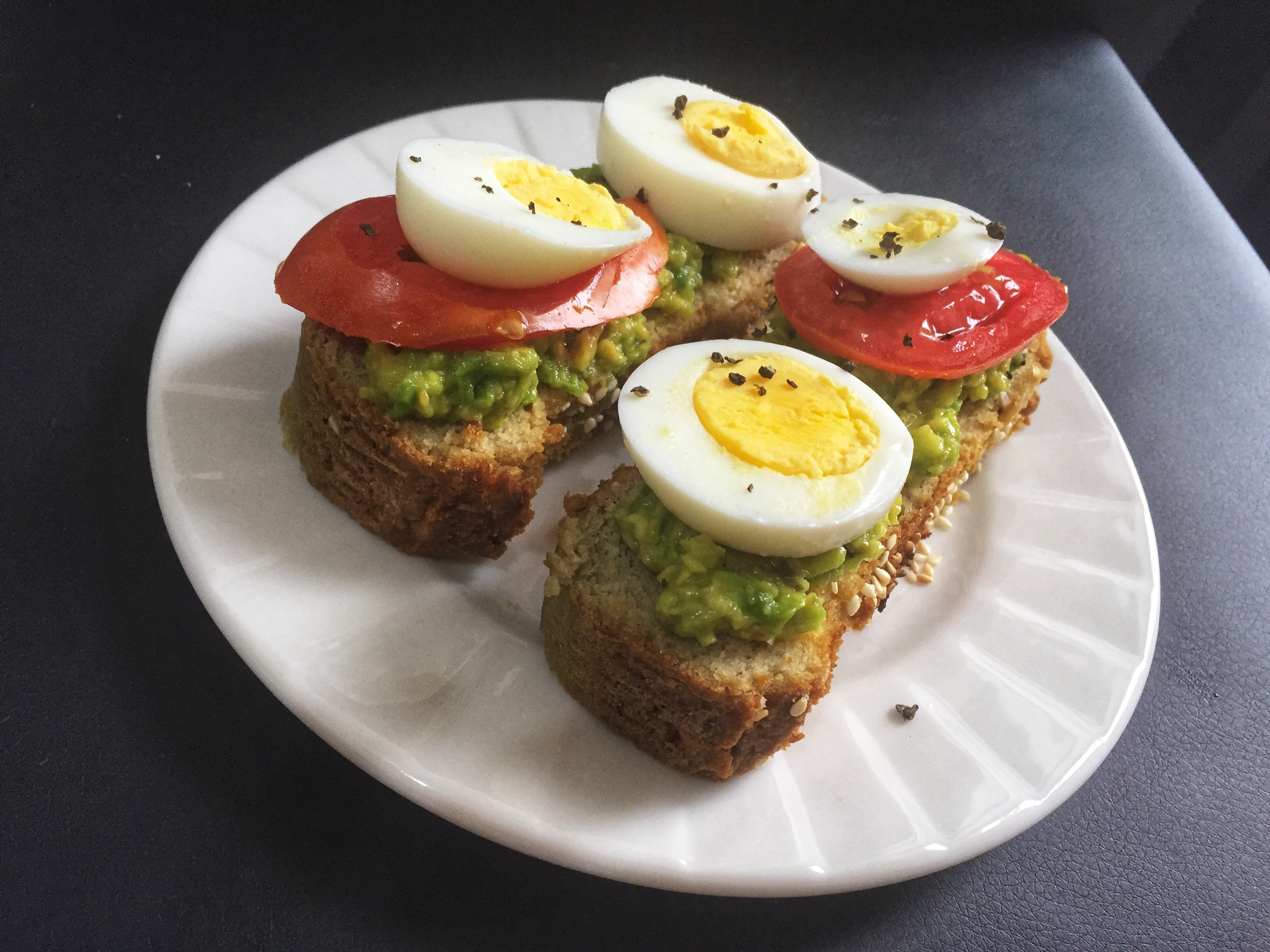 Keto Sandwich for Breakfast