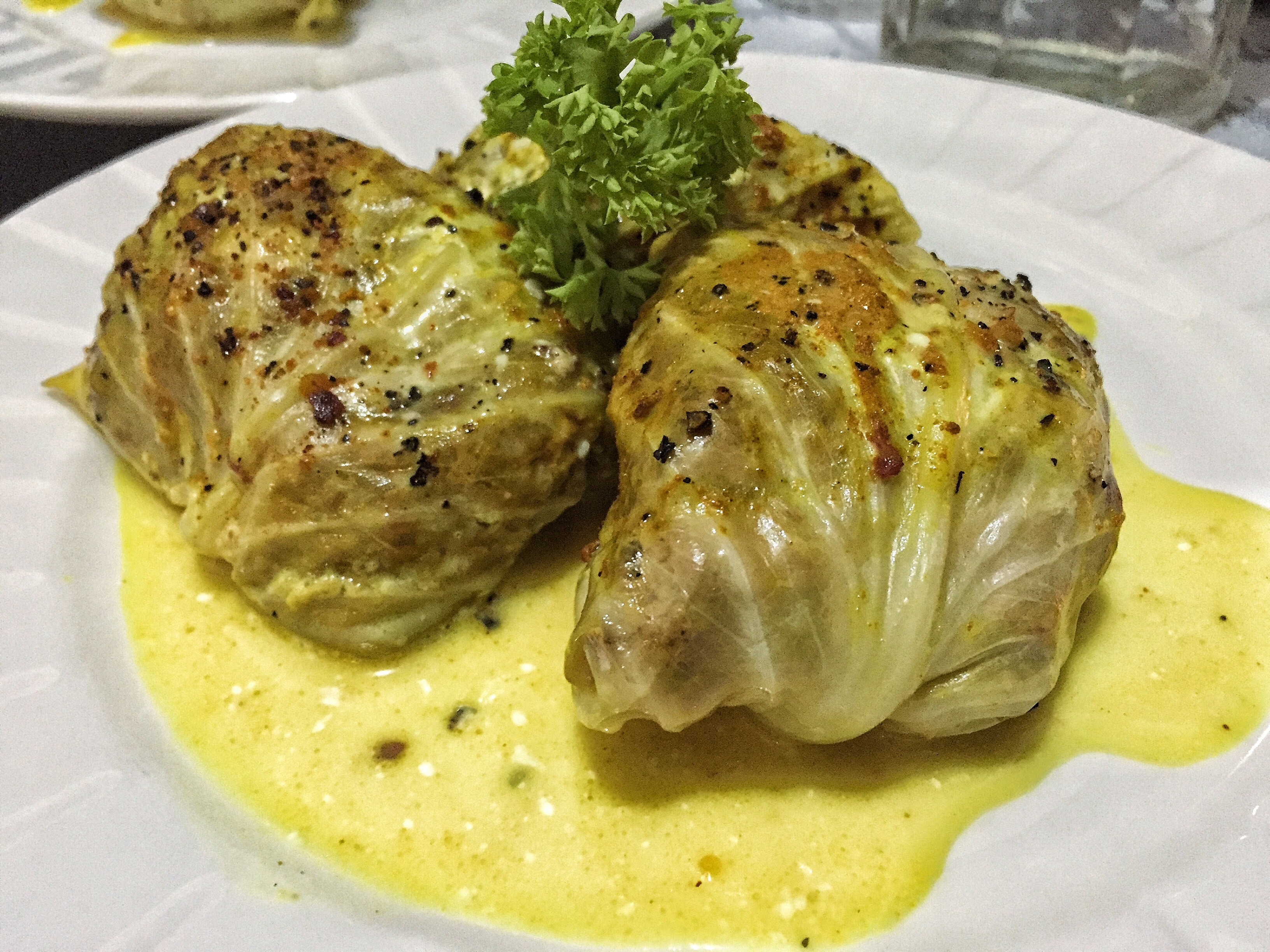 """Beef Cabbage Rolls For Keto Lunch Based On Polish """"Golabki"""""""