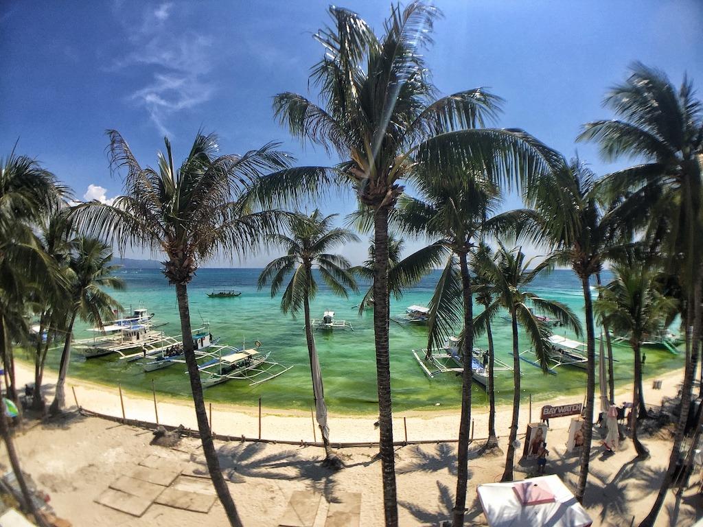Boracay Beach View