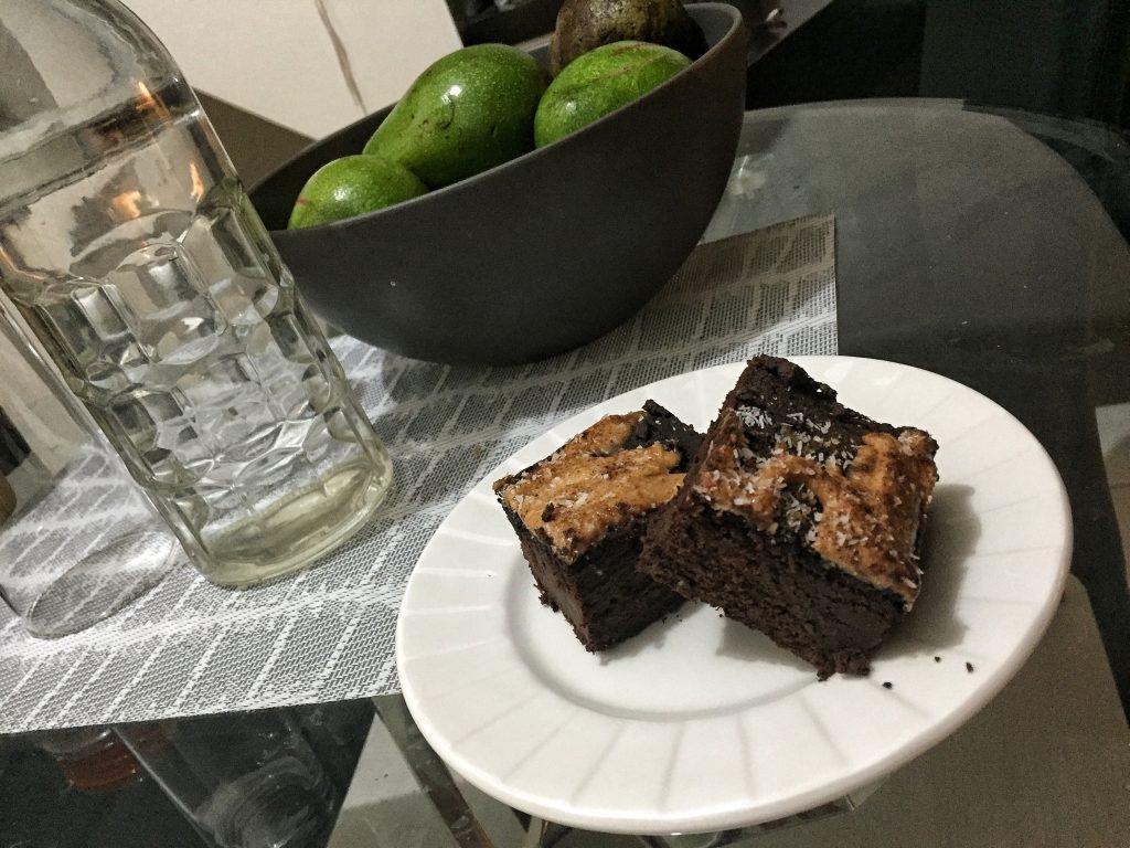 Brownie Keto Pieces
