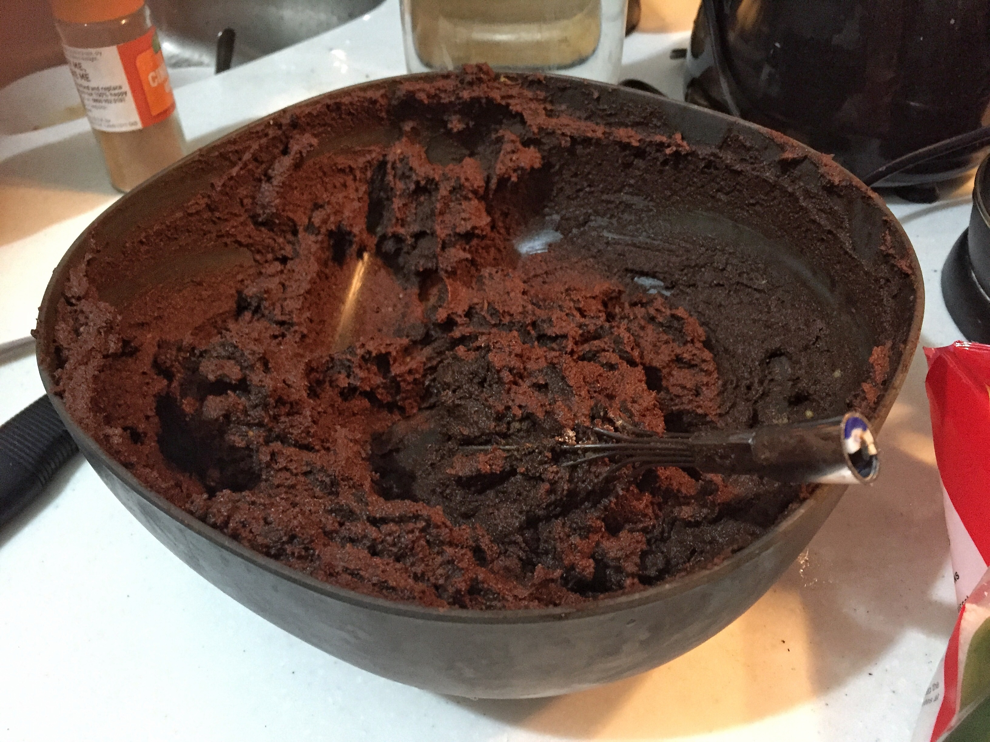 Brownie Mixture