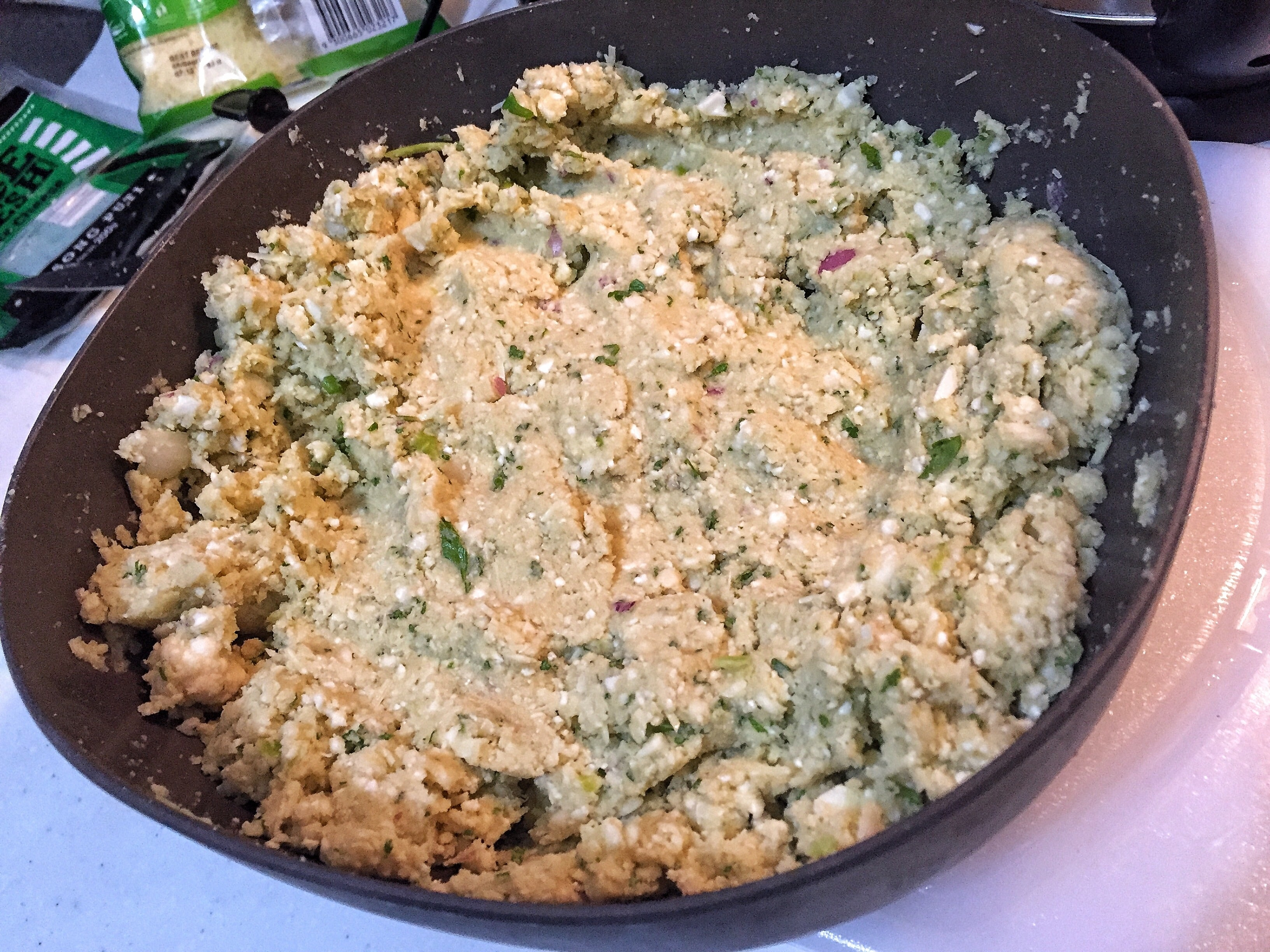 Cauliflower Broccoli Rice
