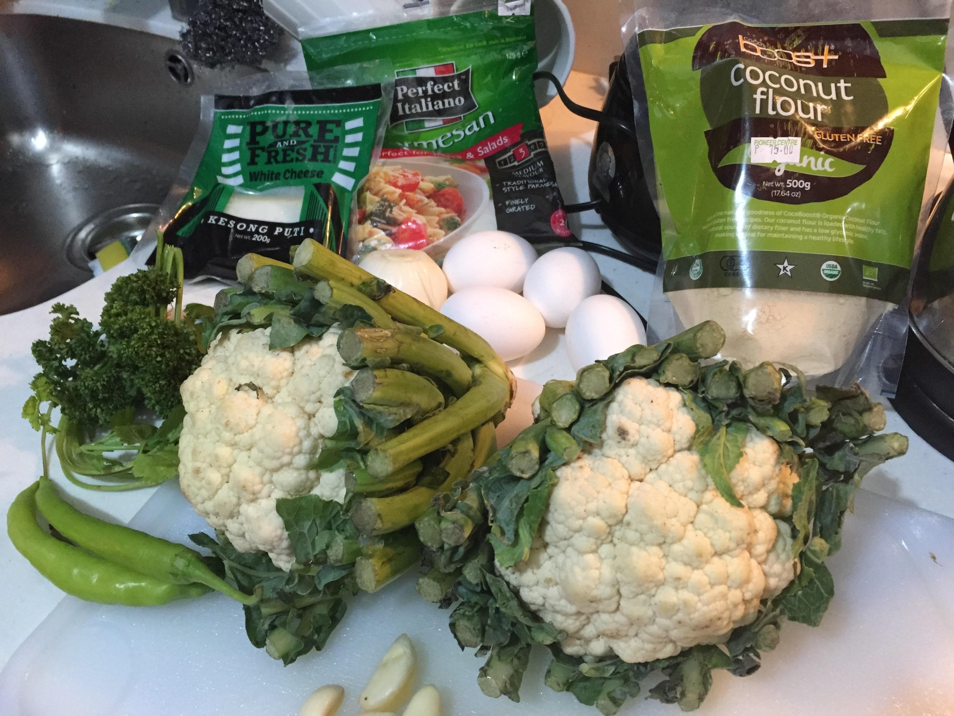 Cauliflower Broccoli