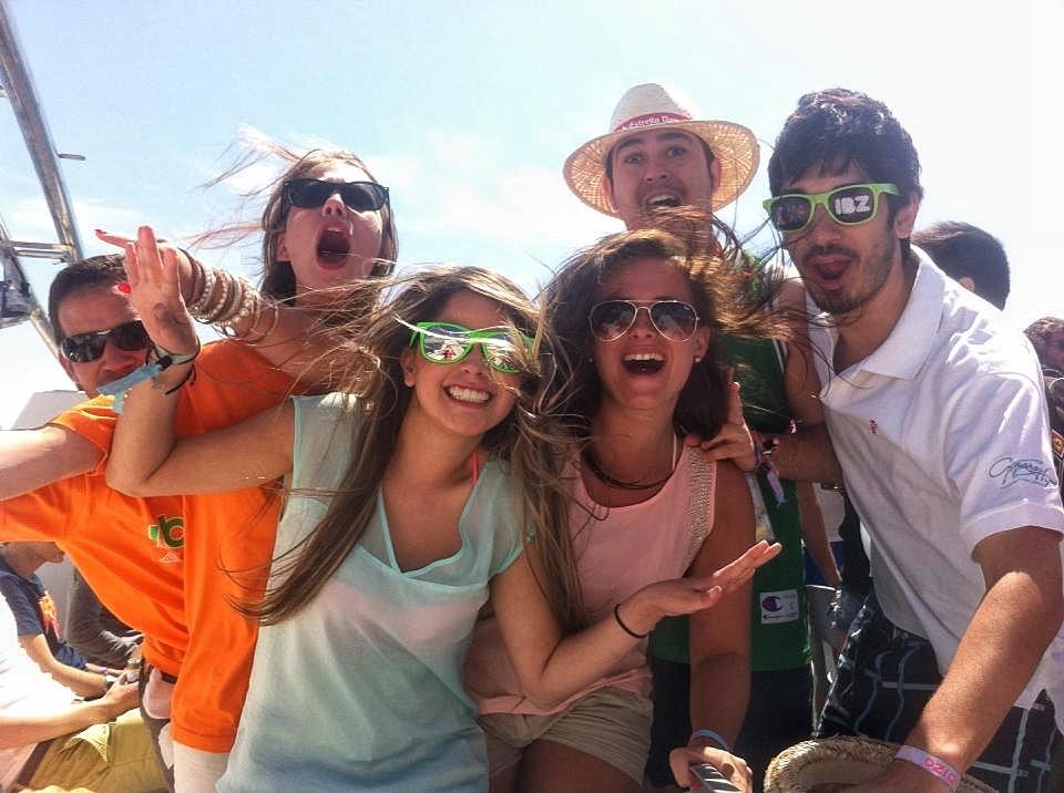 Erasmus Ibiza