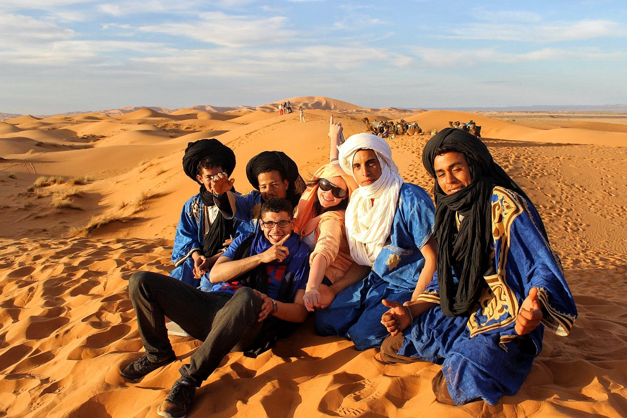 Erasmus Sahara