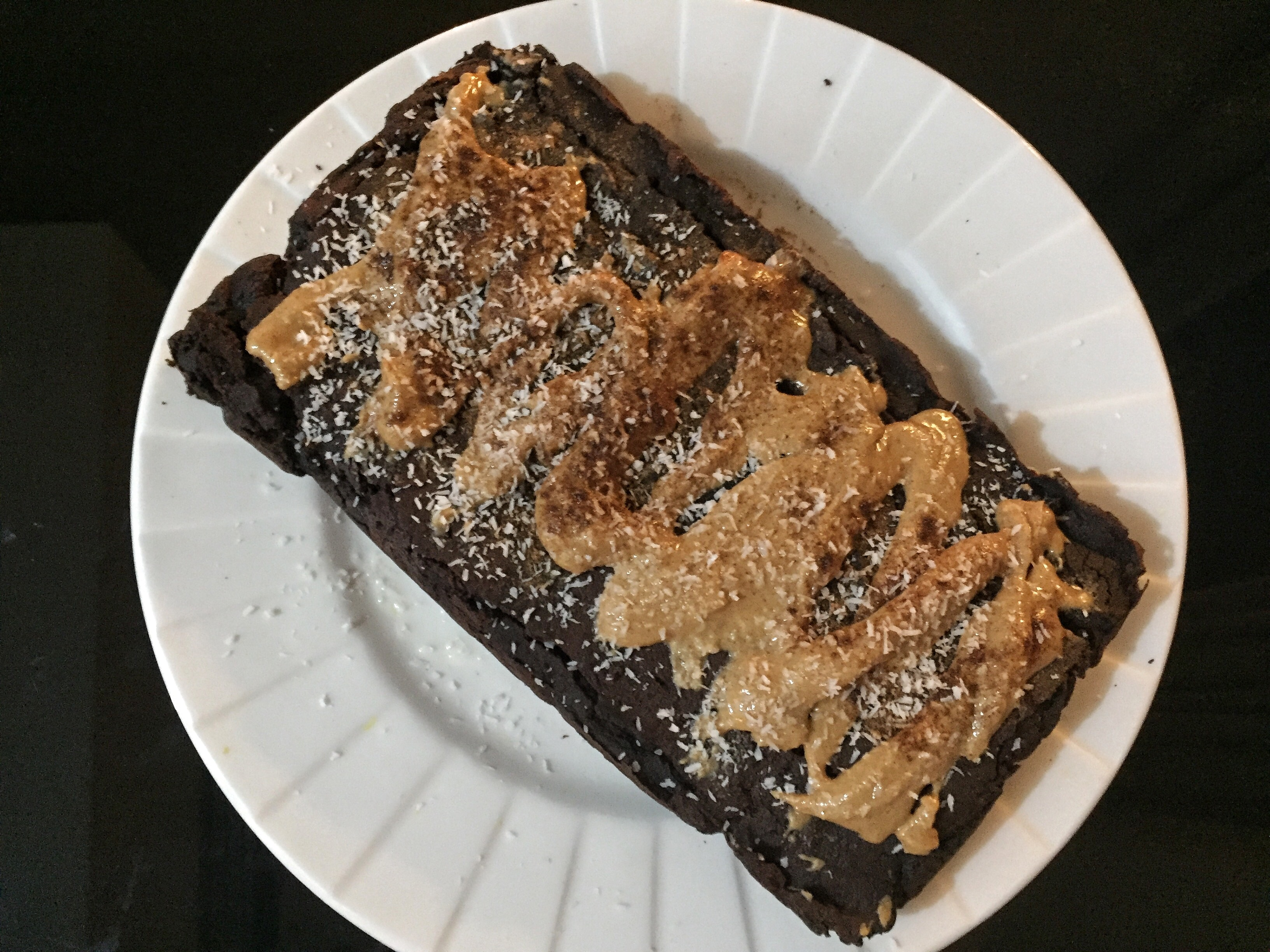 Healthy Keto Low Carbs Brownie For Dessert