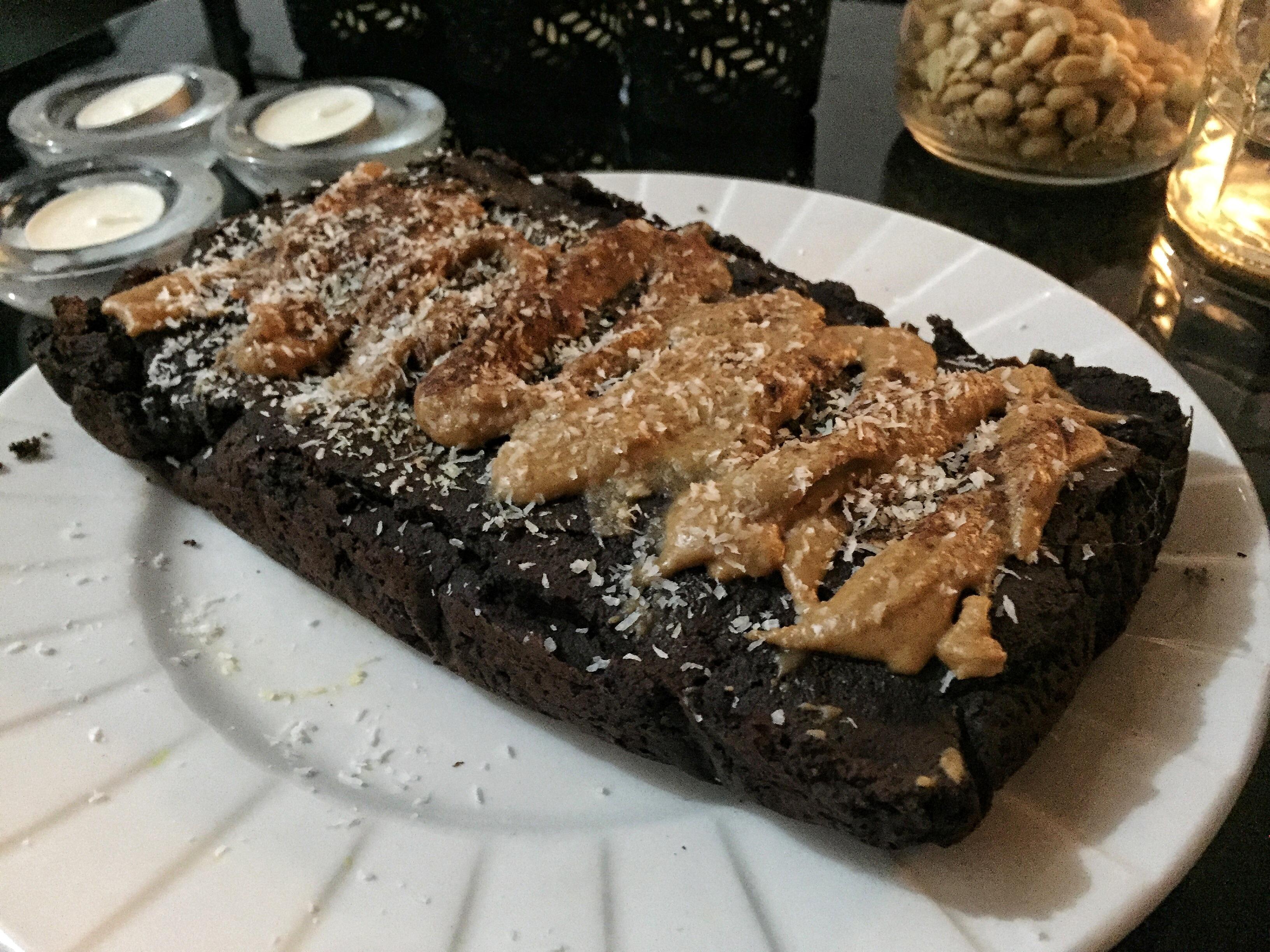 Keto Cake Dessert Idea