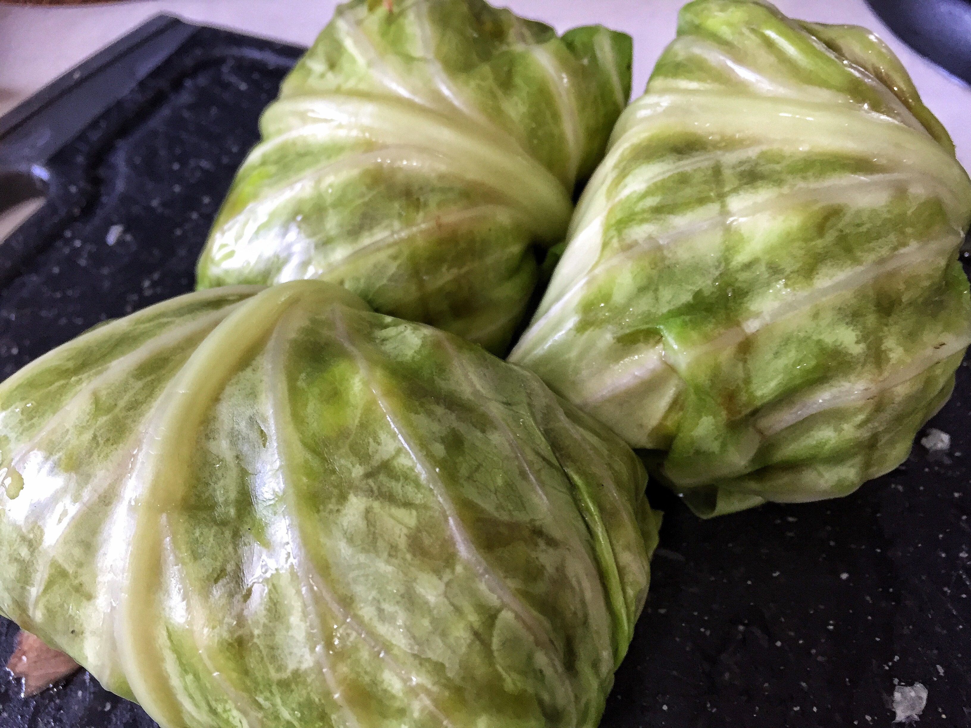 "Beef Cabbage Rolls For Keto Lunch Based On Polish ""Golabki"""