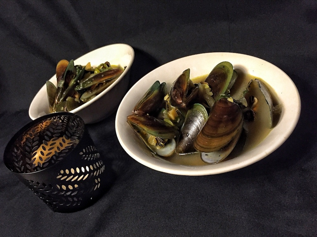 Mussels Soup Idea