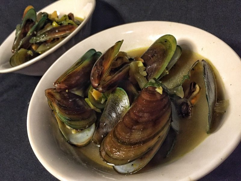 Keto Healthy Mussels Soup In Filipino Way