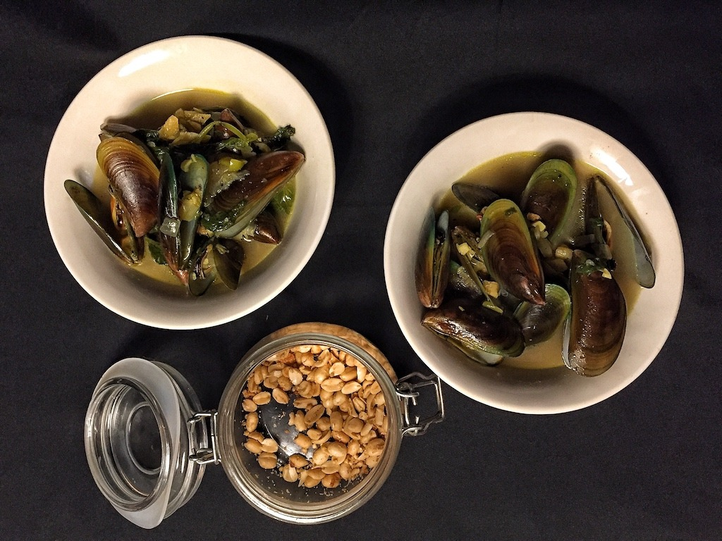 Mussels Soup Recipe