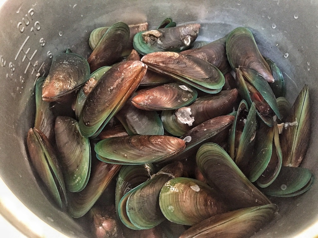 Mussels Soup Step4