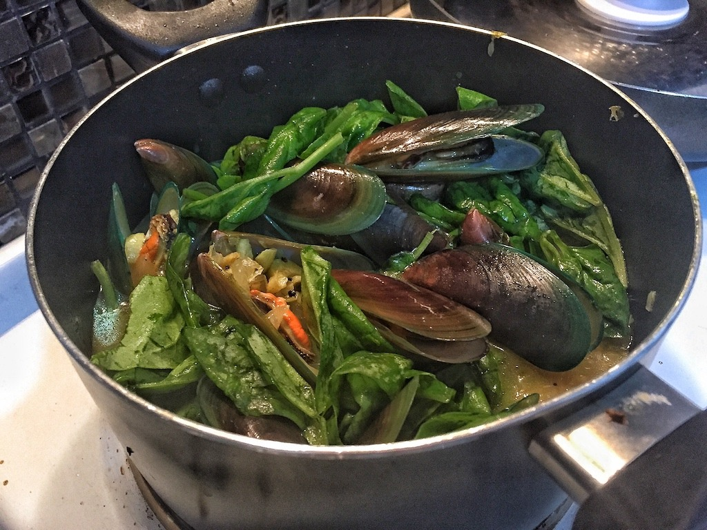Mussels Soup Step6