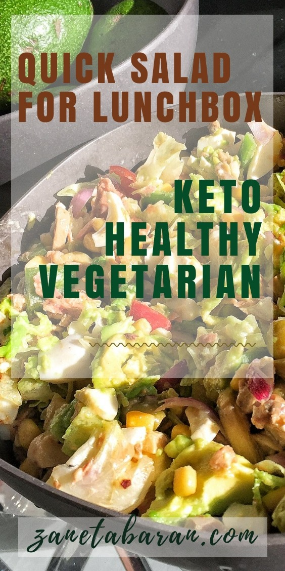 Pinterest Keto Salad