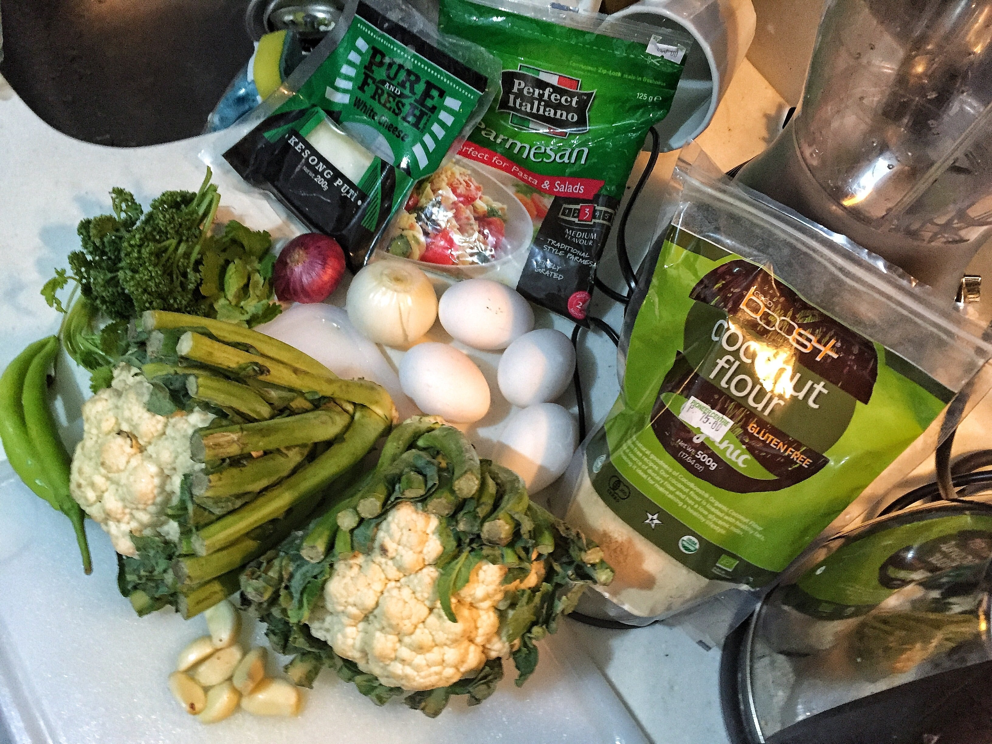 Products Examples Cauliflower Broccoli