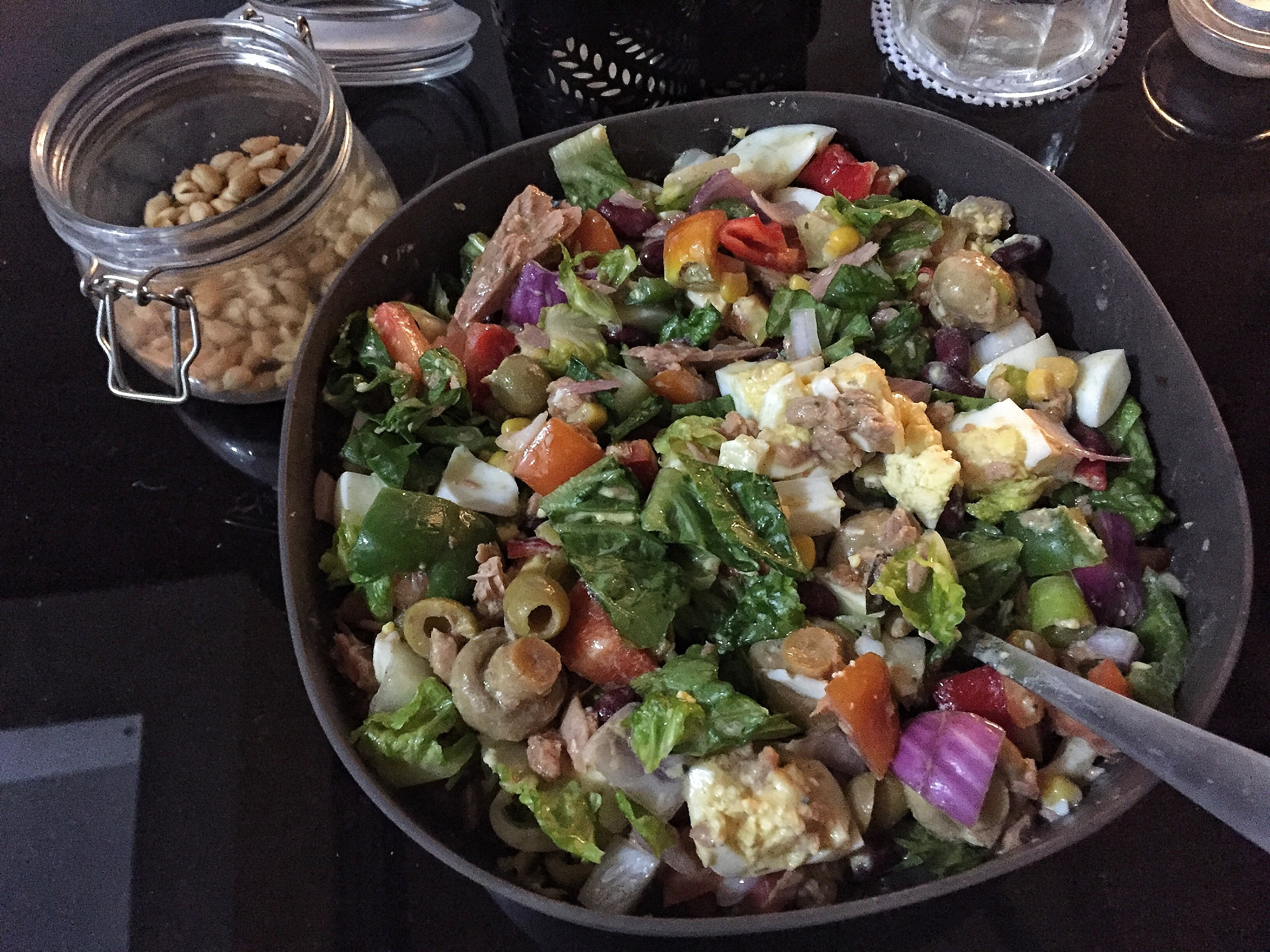 Salad-For-Keto-Diet