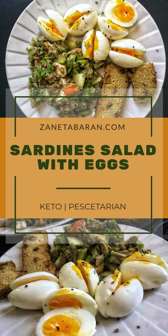 Sardines Canned Salad