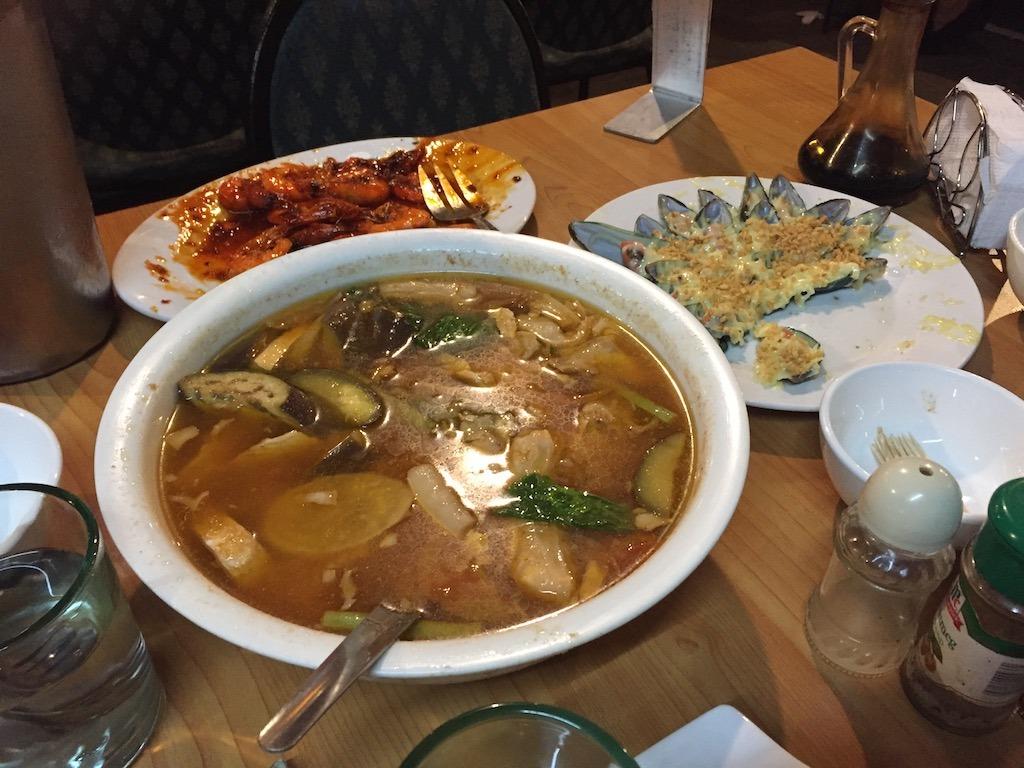 Seafood Manila Example