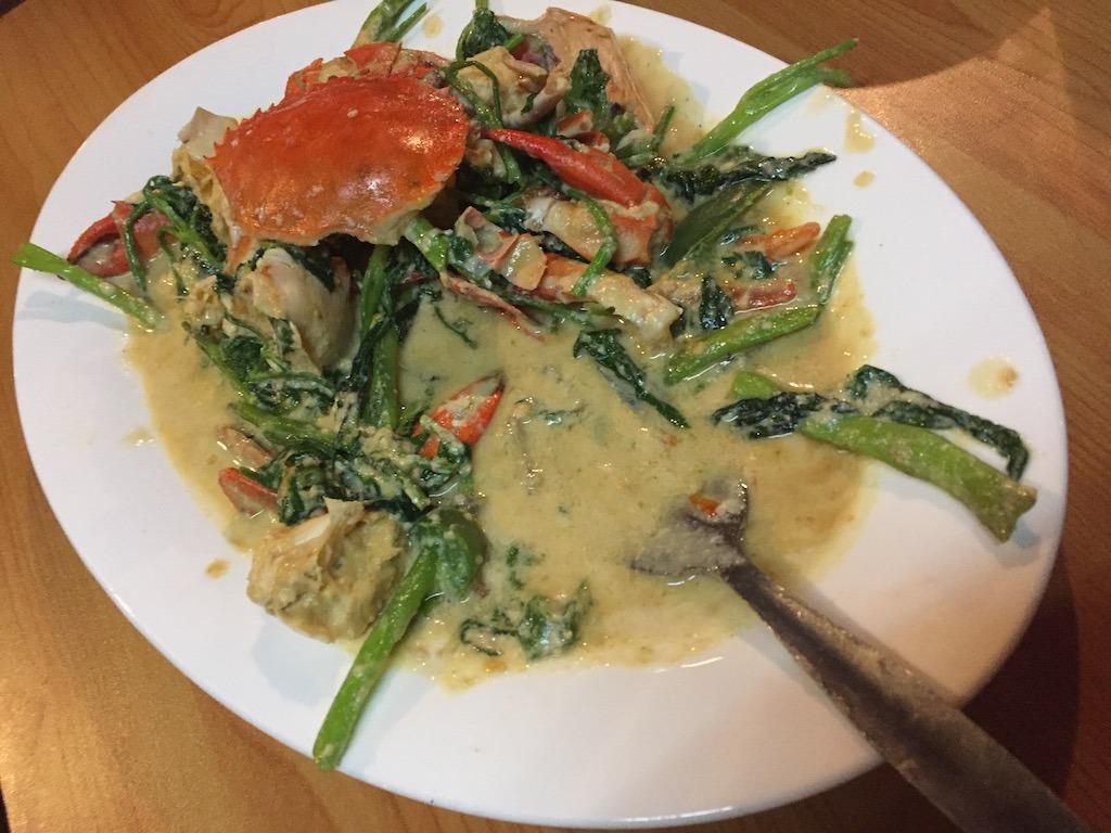 Seafood Soup Manila