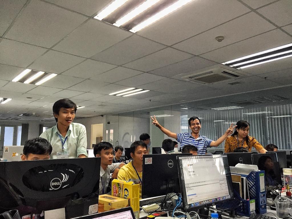 Vaimo Vietnam Office