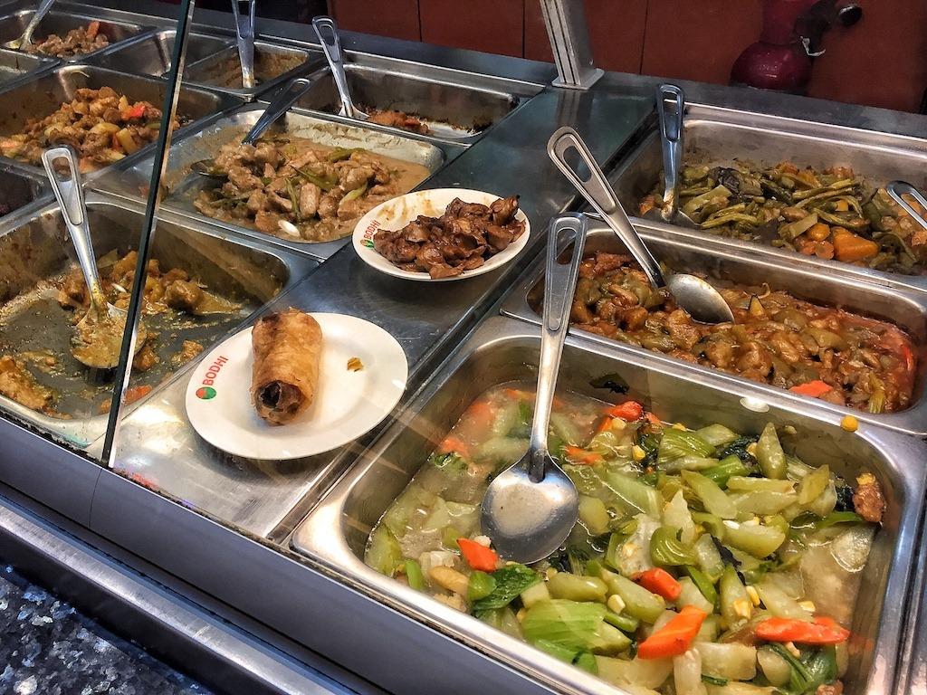 Vegetarian Manila