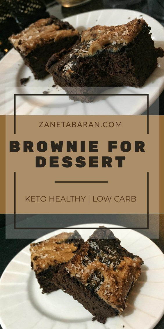 Brownie Keto