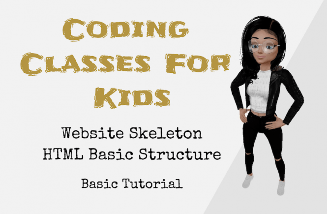 Coding Classes HTML Basic Structure