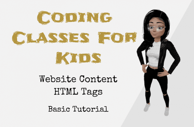Coding Classes Html Tags