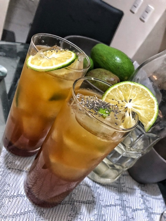 Healthy Keto No Sugar Sweet Ice Tea In 2 Minutes