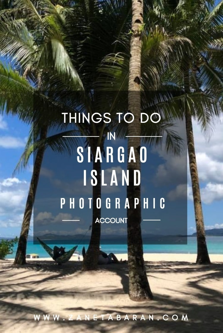 Pinterest Things To Do in Siargao – Photographic Account