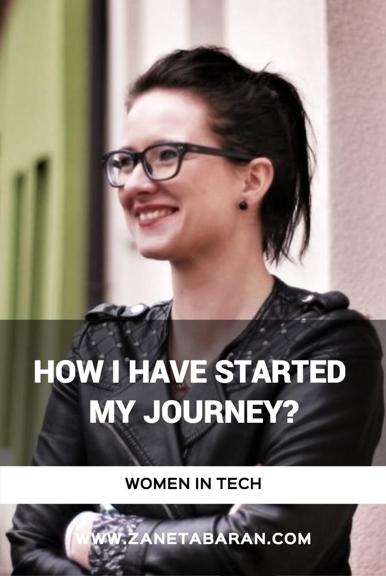Pinterest Women In Tech – How I Have Started My Journey