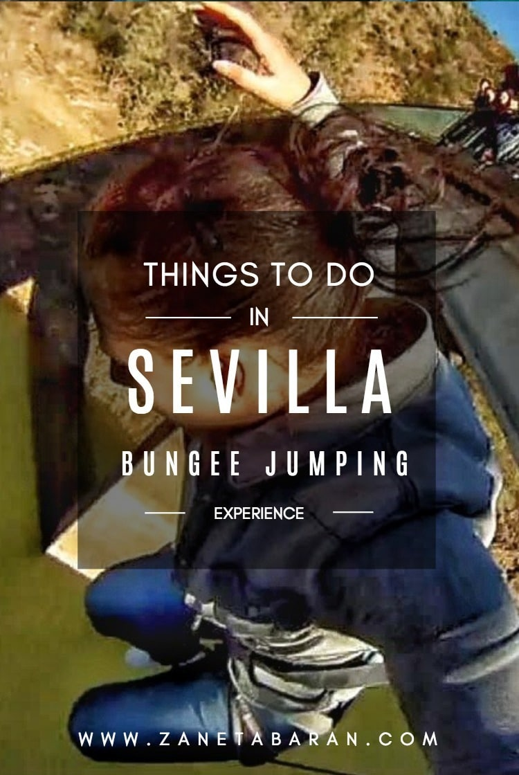 Pinterest Things To Do In Sevilla – Bungee Jumping Experience
