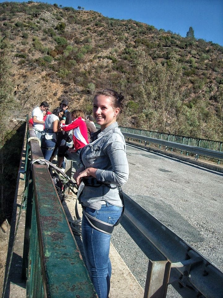 Bungee Jumping To Do In Sevilla