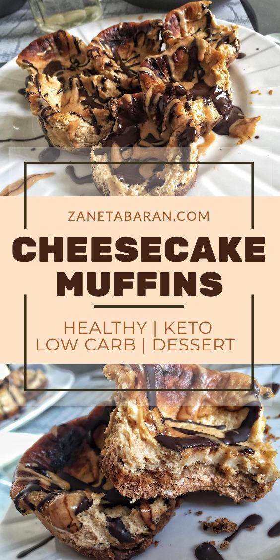 Cheesecake Muffins Dessert