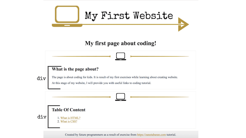 Coding Classes For Kids Div