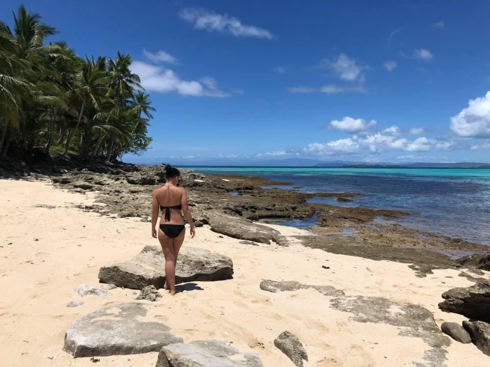 Daku Island Beach
