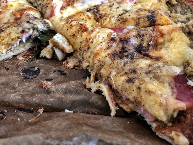 Delicious Keto Pizza