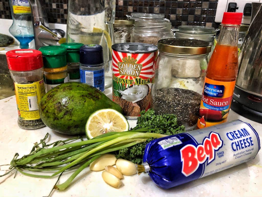 Healthy Keto Full Healthy Fat Creamy Avocado Dip Or Spread