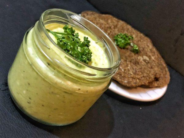 Healthy Keto Full Of Healthy Fat Creamy Avocado Dip Or Spread