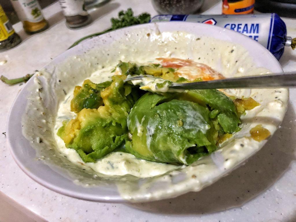 Healthy Keto Full Of Healthy Fat Creamy Avocado Dip