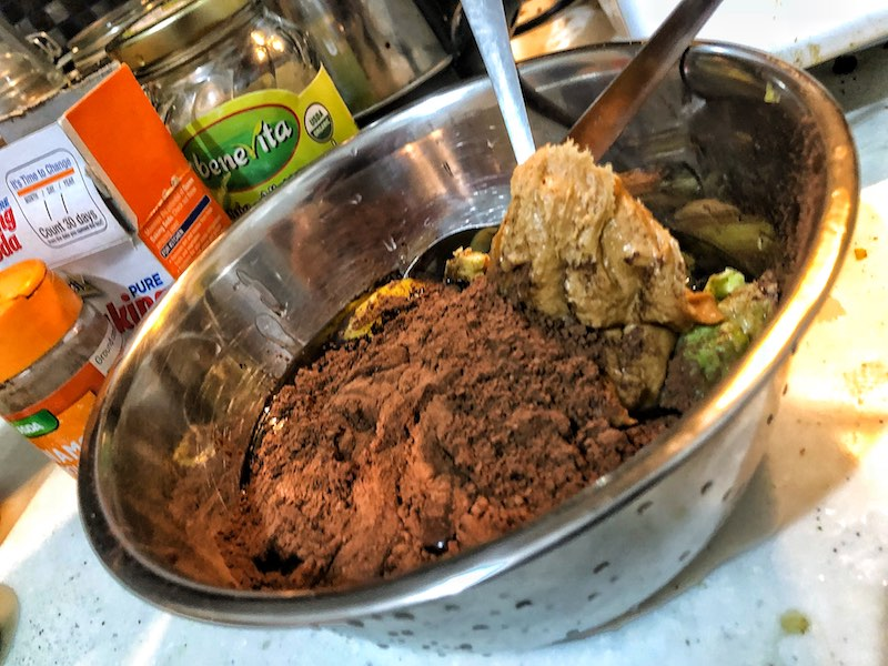 Healthy Paleo Keto No Diary Low Carbs Chocolate Brownie