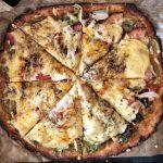 Keto Family Pizza
