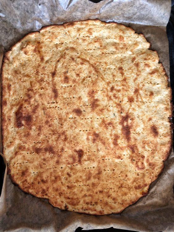 Keto Pizza Bottom