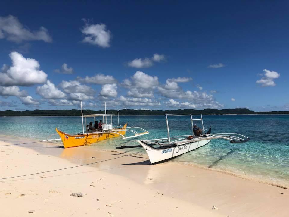 Naked Island Boat