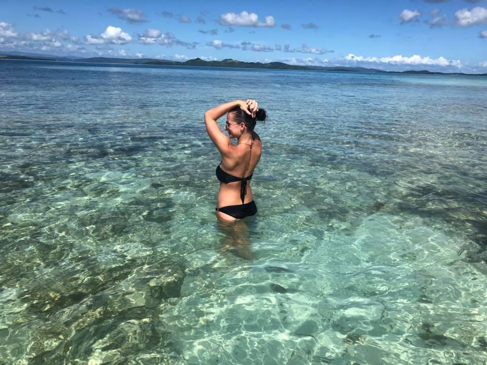 Naked Island Polish