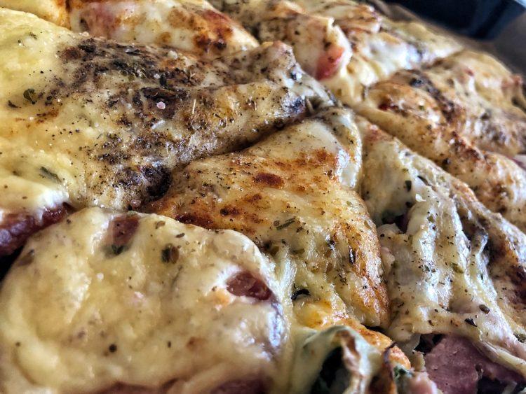 Party Snack Pizza Keto