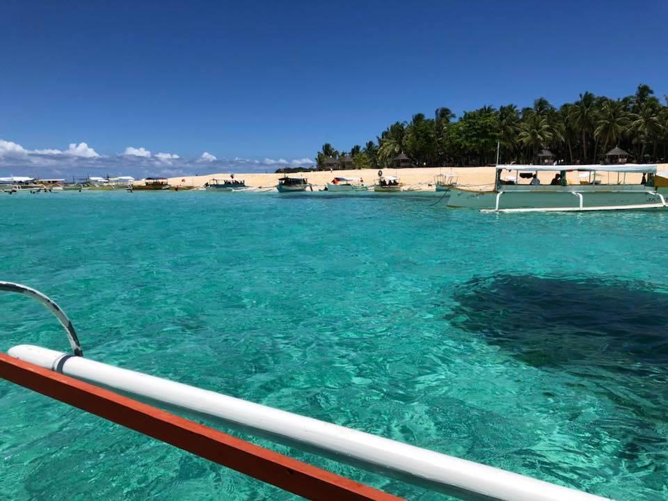 Secret Island Boat